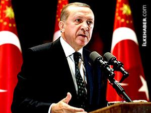 Erdoğan'dan Musul için Misak'ı Milli çıkışı