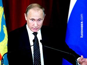 Putin: Suriye'de ateşkes anlaşması imzalandı