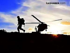 Hakkari ve Mardin'de 6 asker hayatını kaybetti