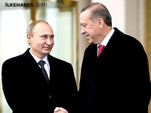 Putin ve Erdoğan telefonla bir kez daha görüştü