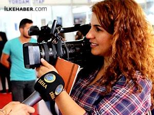 DİHA muhabiri Şerife Oruç gözaltına alındı