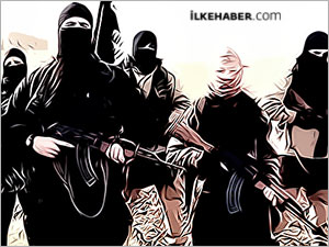 'IŞİD 11 bölgede saldırı hazırlığında'