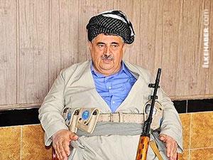 Haci Mahmud: 'Peşmerge çekilmeyecek'