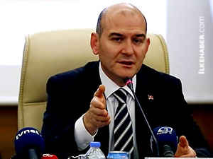 Soylu'dan HDP'ye: Sizi yürüten adam değildir