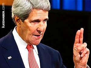 John Kerry: Trump Kürtlere ihanet etti