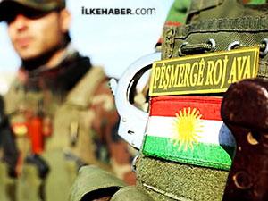 Rojavalı Peşmergeler sınırda