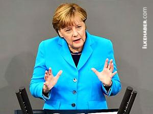 Merkel'den Münih saldırısıyla ilgili ilk açıklama