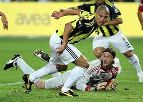 Fenerbahçe Galatasaray'ı 3-1 yendi