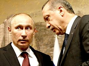 Erdoğan, Putin'le görüşmek üzere Rusya'ya gitti