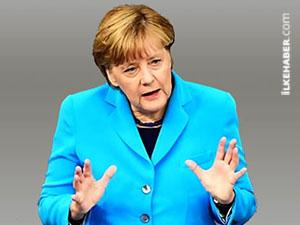 Merkel'den Ezdiler için 'güvenli bölge' önerisi