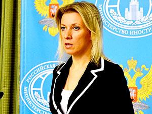 Zaharova: Suriye hükümetinin Kürtlerle diyaloğu özel önem taşıyor