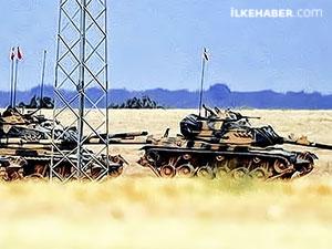8 bin askerin Suriye'ye gireceği iddia edildi