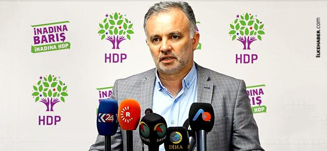 Ayhan Bilgen HDP'deki görevinden ayrılacağını açıkladı