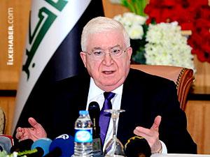 Fuad Masum: Kürtler yazılı anlaşma yapmalı