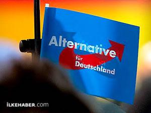 Almanya'da aşırı sağcı AfD'nin oyları arttı