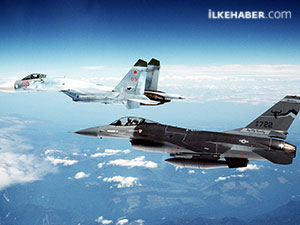 ABD: Rusya uçaklarımızı engelledi