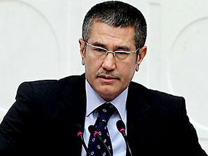Nurettin Canikli'den HDP yorumu