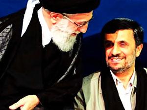 Ahmedinejad'a seçim yasağı