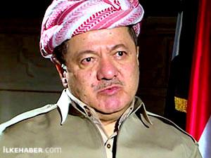 Mesud Barzani Sait Çürükkaya'ya 'General' ünvanı verdi