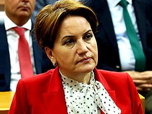 Meral Akşener'den MHP'ye dava