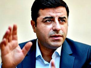 Edirne'de Selahattin Demirtaş önlemi