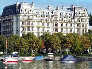 Suriye için barış görüşmesi Lozan'ın imzalandığı otelde yapılacak