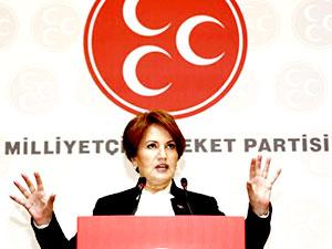 Akşener'den Bahçeli'ye 'başkanlık' tepkisi