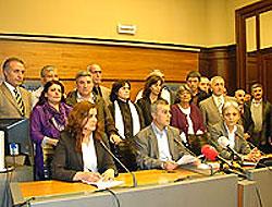 PKK'lı grup: Geliş tarihimiz ertelendi