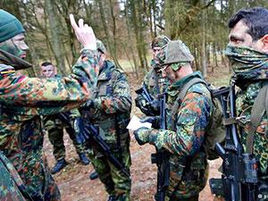 Musul operasyonunda Almanya'nın rolü ne?