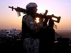 Peşmerge, Suriye'ye kaçmak isteyen 23 IŞİD'liyi esir aldı