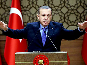 Erdoğan: Sorun mutabakat içersinde çözülmeli