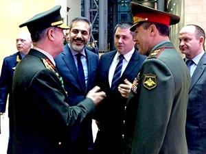 MİT Müsteşarı Hakan Fidan da Moskova'da