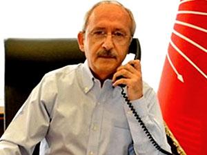 Kılıçdaroğlu'dan Başak Demirtaş'a geçmiş olsun telefonu