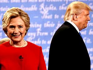 CNN: Clinton, Trump'ı telefonla arayıp tebrik etti