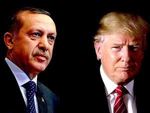 Erdoğan ve Trump telefon görüşmesi yapacak