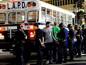 Los Angeles polisi, Trump'a yardım etmeyecek