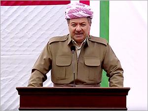 Mesud Barzani: Bütçe yasası alaycı bir tavırla hazırlanmış