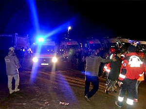 Siirt'te bakır madeninde göçük: 3 işçi hayatını kaybetti, 12 işçi kayıp