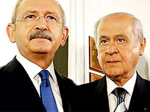 Kılıçdaroğlu-Bahçeli görüşmesinin ardından ilk açıklama