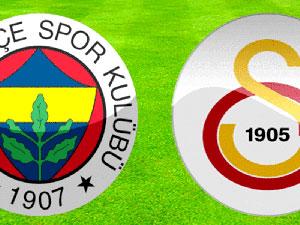 Fenerbahçe ve Galatasaray derbisi bu akşam