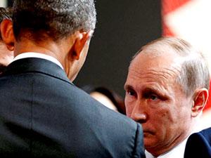 Obama ve Putin Peru'da görüştü