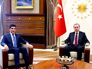 Neçirvan Barzani yarın Türkiye'ye geliyor