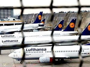 Lufthansa 1300 uçuşu iptal etti