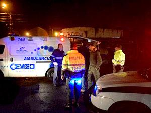 Futbolcuları taşıyan uçak düştü: 76 ölü