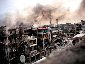 Kızılhaç: '4 bin savaşçı Halep'ten çıktı'