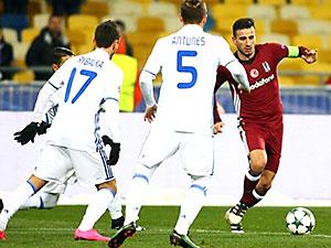 Beşiktaş Şampiyonlar Ligi'ne veda etti: 6-0