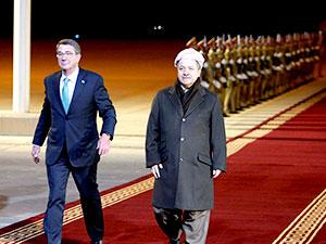 'ABD'nin, Peşmerge'ye desteği devam edecek'