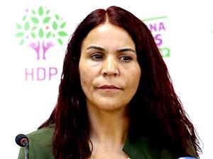 HDP milletvekili Besime Konca'ya 2,5 yıl hapis