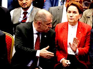 Mahkemeden Meral Akşener ve Ümit Özdağ kararı