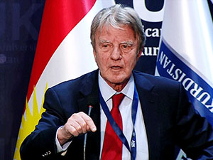 Bernard Kouchner: Bağımsız Kürdistan kurulmalı